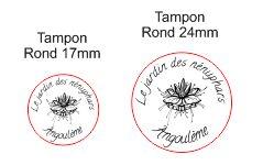 comment bien choisir la forme de son tampon encreur les actualit s de tampon. Black Bedroom Furniture Sets. Home Design Ideas
