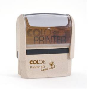 Tampon Colop Printer 40 Liquid Wood