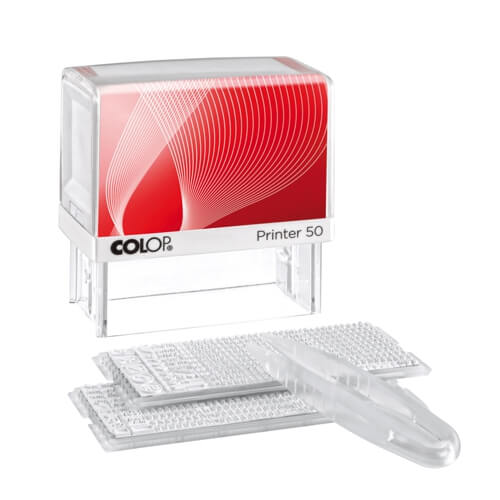 Colop Printer 50 Set DIY