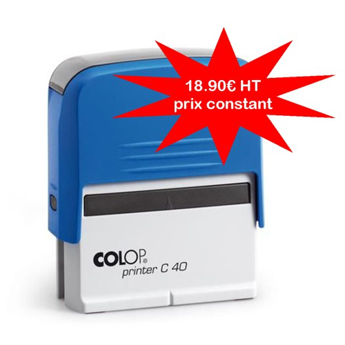 Tampon Colop Printer 40 Eco