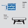 image de Recharge Horray Colormatic 1 pour H52/H55